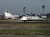 Learjet 55  OE-GVH