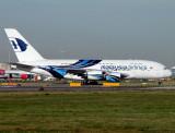 A380  9M-MNE