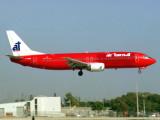 B737-400  C-GBIX