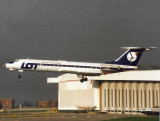 Tu-134A  SP-LHA