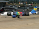 A320  OO-TCH