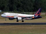 A320  OO-SNC