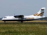 ATR-42  G-ISLF