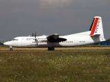 Fokker FK50  OO-VLR