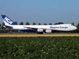 B747-800F  JA-12KZ