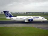 Bae RJ-85  OO-DWJ