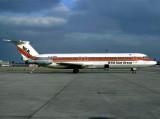 Bae 111-500 G-AXMG