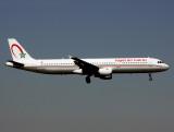 A321 CN-ROF