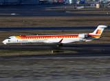 Canadair CRJ  regional jet
