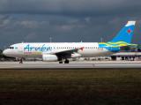 A320 P4-AAD
