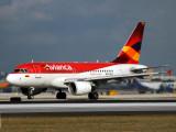 A318 N593EL