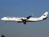 A340-300 LV-CEK