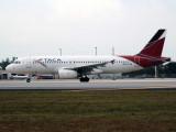 A320 N663TA
