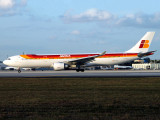 A330-300 EC-LXK