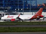 A320 PK-LAY