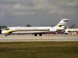 DC9-30 XA-TCT