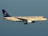 A320 HZ-ASD