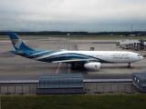 A330-300 A40-DH