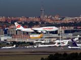 Madrid Landing scene..32L