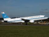 A320 9K-AKD