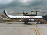 Vickers Viscount G-AOYR