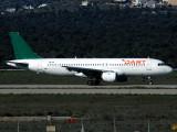 A320 UR-CII