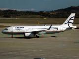 A320 SX-DGY