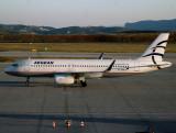 A320 SX-DNB