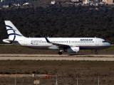 A320 SX-DNE