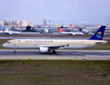 A321 HZ-ASW
