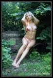 Blanka in lingerie