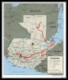 Travel in GUATEMALA & HONDURAS
