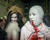 Greenwich Village Halloween Parade 2013