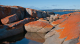 Bay of Fires colours