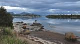 Lagoon near Coles Bay