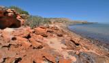 Shark Bay coastal scenery
