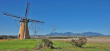 The Lily Windmill and Stirling Ranges