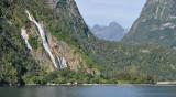 Bowen Falls, Milford Sound