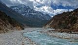 Imja Khola River