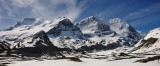 Mt Athabasca - Columbia Icefield