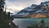 Bow Glacier and Crowfoot
