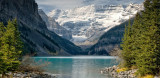 Lake Louise and the Victoria Glacier