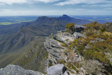 From the summit of Bluff Knoll