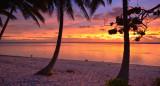 Another sunset shot from Arorangi
