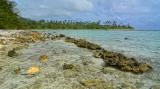 Muri Islands and lagoon