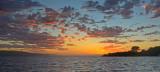 Nornalup Inlet sunrise - take 2!
