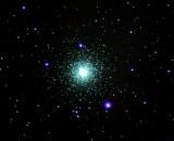 M3 A Globular Cluster,  945s iso 400