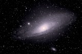 M31 The Andromeda Galaxy  My New Best Shot  44mins at iso 200