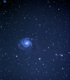 M101 A Beautiful 8 mag. Spiral Galaxy, 1967s  so800