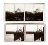 03 5x Holyhead Harbour South Stack Stereoviews 3D Photos from 1934 - 1937 Wales.jpg